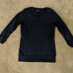 Navy blue sweater from Gap